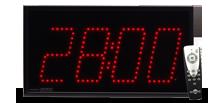 4-digit Timer Display